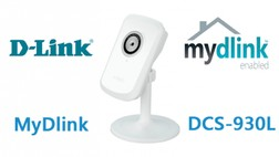 VIDEOCAMERA D-LINK DCS-930L CON MYDLINK