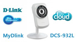 VIDEOCAMERA D-LINK DCS-932L Day & Night