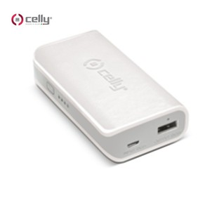 CELLY POWER BANK 4000MAH